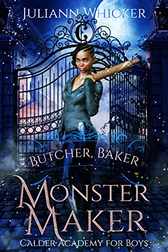 Butcher, Baker, Monster Maker: A Paranormal retelling of Shakespeare's twelfth Night (Butcher Baker Book 3)