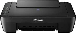Canon Pixma E410 All in One Inkjet Printer (Black)