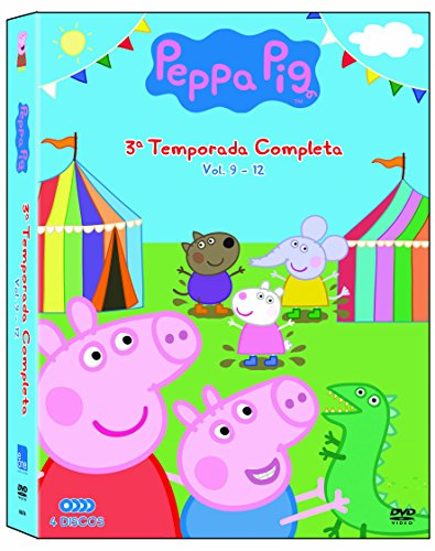 Peppa Pig Temporada 3 [DVD]