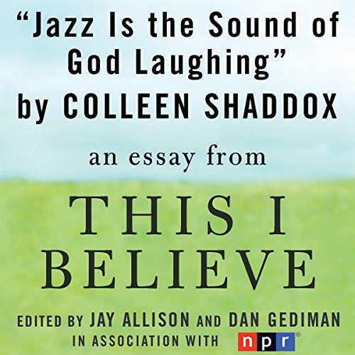 Jazz Is the Sound of God Laughing  By  cover art