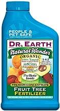 Dr. Earth 1013 Fruit Tree Fertilizer, 24-Ounce