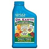 Best Fruit Tree Fertilizers - Dr. Earth 1013 Fruit Tree Fertilizer, 24-Ounce Review
