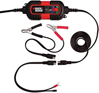 Black + Decker BDV090 Cargador De Baterias, 6-12V De