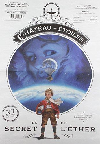 Le château des étoiles - Gazette numéro 1 - Le secret de l'éther