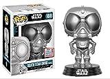 Funko - Figura Pop Star Wars Rogue One Droid Estrella de la Muerte