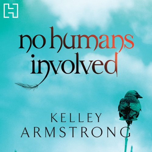 No Humans Involved audiobook cover art