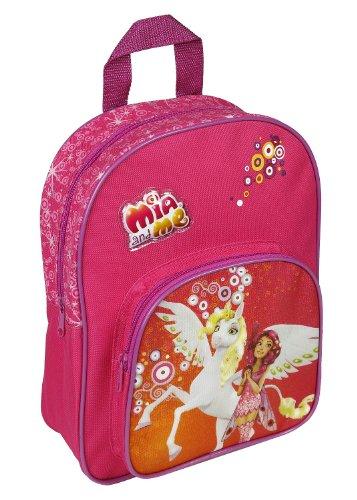 Undercover MM13760 Rucksack mit Vortasche Mia and Me, ca. 23 x 30 x 9 cm