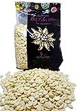 500 Gramm Dermawax Waxing Perlen für empfindliche Haut Heißwachs Wachsperlen Anwendung ohne Wachsstreifen zur professionellen Ganzkörper Haarentfernung Enthaarung Brazilian Waxing