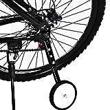 Zerone Universal Junior Wheel Stabiliser, velocità variabile Bicicletta rotelle per Bambi...