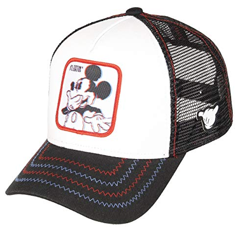 Capslab Mickey Mouse Trucker Cap Disney Collab