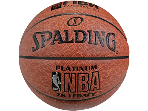 Spalding, Pallone da Basket, Arancione (Orange)
