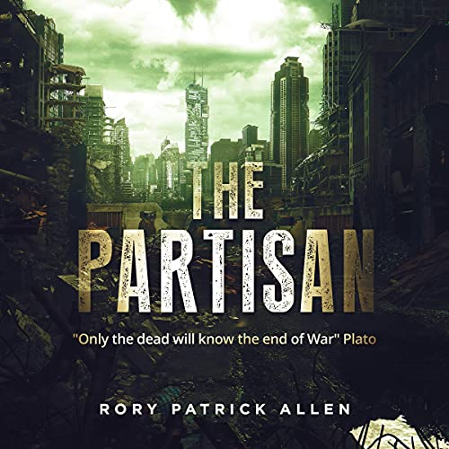 The Partisan Audiobook By Rory Patrick Allen cover art