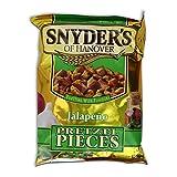 Snyder's - Jalapeño Pretzel Pieces - 125g (Astuccio da 10)