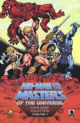 He-Man and the masters of the Universe. Minicomic collection (Vol. 1)