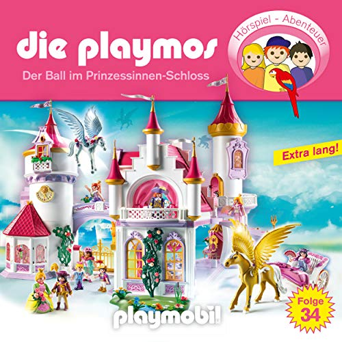 Folge 34: Der Ball im Prinzessinnen-Schloss (Das Original Playmobil...
