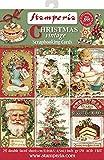 Kit de Scrapbooking Christmas Vintage Stamperia 11x16cm