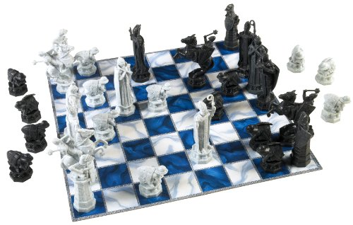 Harry Potter Wizard Chess Set by Mattel
