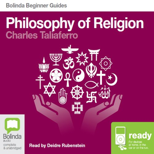 Philosophy of Religion: Bolinda Beginner Guides audiobook cover art