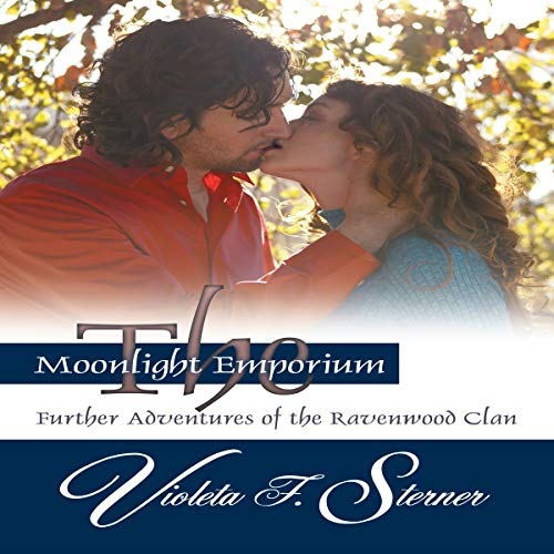 The Moonlight Emporium: Further Adventures of the Ravenwood Clan audiobook cover art
