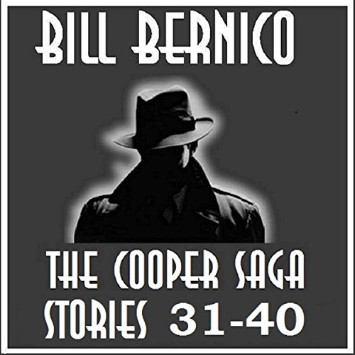 The Cooper Saga 04: Stories 31-40 audiobook cover art