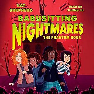 Babysitting Nightmares: The Phantom Hour cover art