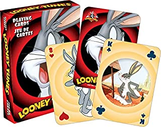 Aquarius Looney Tunes Bugs Playing Cards