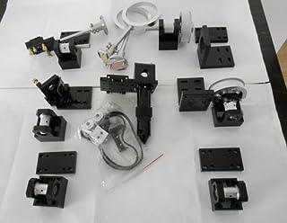 2 //50,8mm FL: 2 Focal Lens hervorragende Durchl/ässigkeit Material 15 mm Fokus Linse Brennweite Linse f/ür CO2 Laser Gravier- und Schneiden Maschine TEN-HIGH Dm MEHRWEG