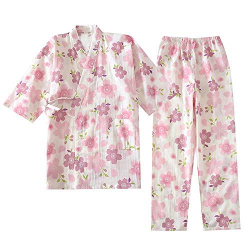 Fancy pompoen mannen Yukata Robes Kimono gewaad Khan gestoomde kleding pyjama