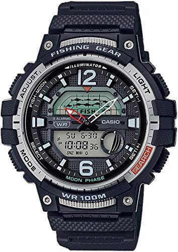 Casio Reloj Informal WSC-1250H-1AVEF