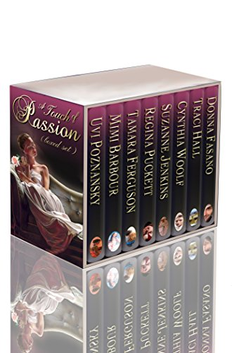 Free eBook - A Touch of Passion