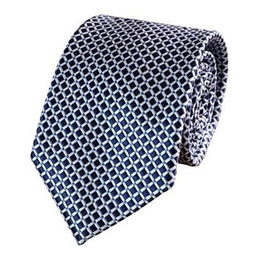 pyty123 Anzug-Vorstellungsgespräch Der Klassischen Männer des Gestreiften Kleidergeschäfts Der Krawatte, Das Wildes, Graues Blau Wedding Ist