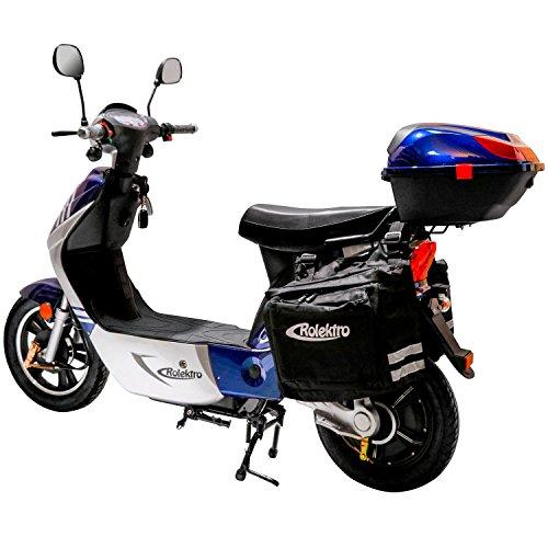 Rolektro eco-City 45 V2 Plus E-Motorroller Bild 3*