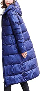 CWSY Water Resistant Ladies Winter Coat,Cosy Wrap Womens Down Padded Jacket, Warm Puffer Jacket -for Winter Travelling & Daily Use
