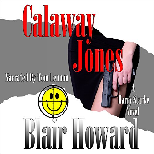 Calaway Jones audiobook cover art