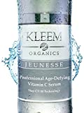 Best Organic Anti Wrinkle Creams - Kleem Organics Vitamin C Serum for Face Review