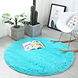 alfombra redonda infantil lavable
