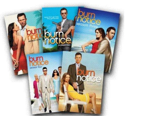 Burn Notice: Seasons 1-5
