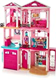 Barbie Dreamhouse [Amazon Exclusive], Pink