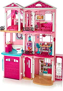 Barbie Dreamhouse [Amazon Exclusive] Pink