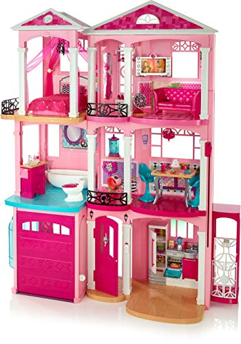Barbie Dreamhouse, casa de muñecas...