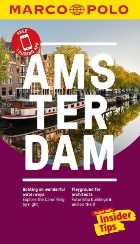 Amsterdam Marco Polo Pocket Travel Guide 2018 - with pull out map (Marco Polo Guide)