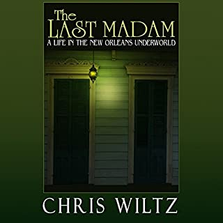 The Last Madam audiobook cover art