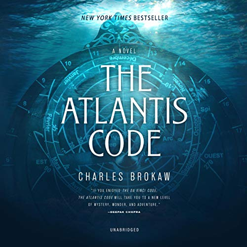 The Atlantis Code  By  cover art
