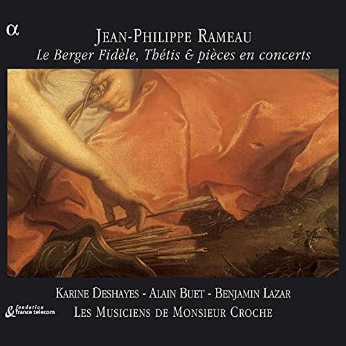 Karine Deshayes, Alain Buet, Benjamin Lazar & Les Musiciens de Monsieur Croche