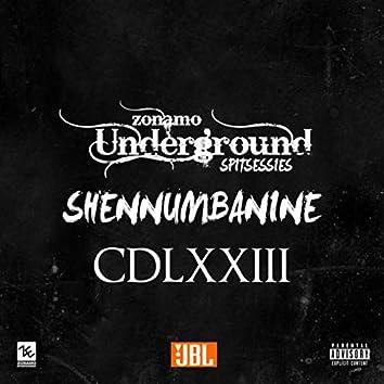 Spitsessie CDLXXIII Zonamo Underground
