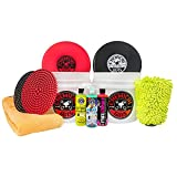 Chemical Guys HOL129 Best Two Bucket Wash and Dry Kit (11 Items), 16. Fluid_Ounces, 11 Pack