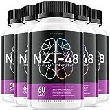 (5 Pack) NZT-48 Limitless Pill Reinvent Yourself NZT48...