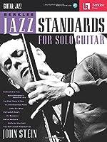 Berklee Jazz Standards for Solo Guitar (Hal Leonard)