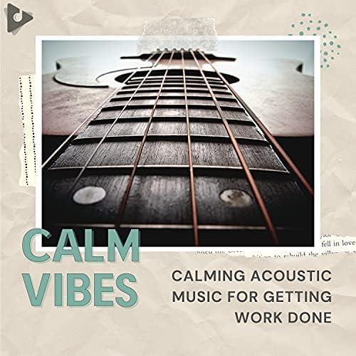 Calm Vibes & Study Alpha Waves