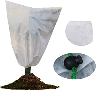 ZROSIN Plant Covers Freeze Protection Bags, 47